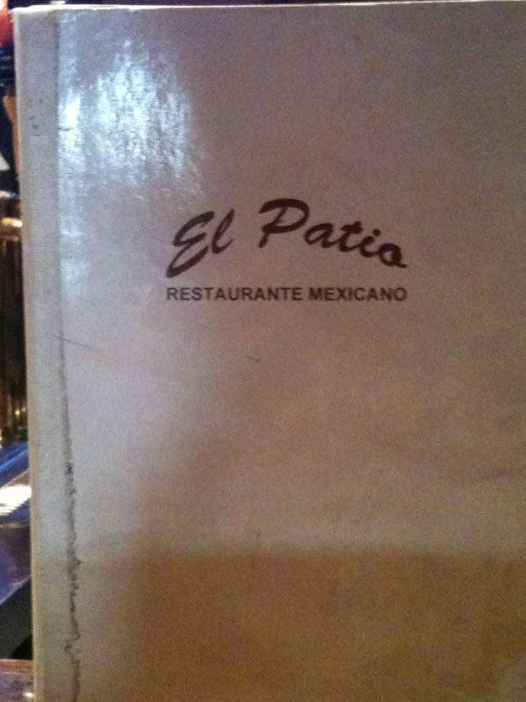 Dyersburg (TN) United States  City new picture : El Patio Mexican Restaurant Menu Zomato United States