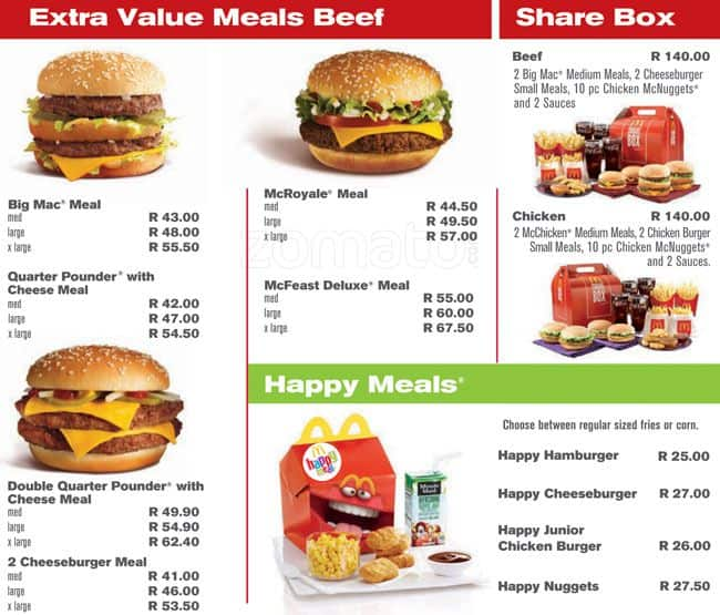 Burger King South Africa is giving away 'friendship' vouchers – and McDonald's says no one cares