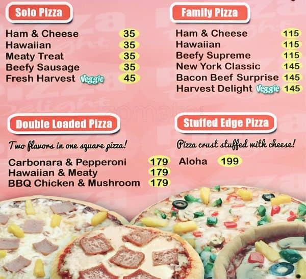 Ice Cream Store Menu Ice Cream Store Pateros City