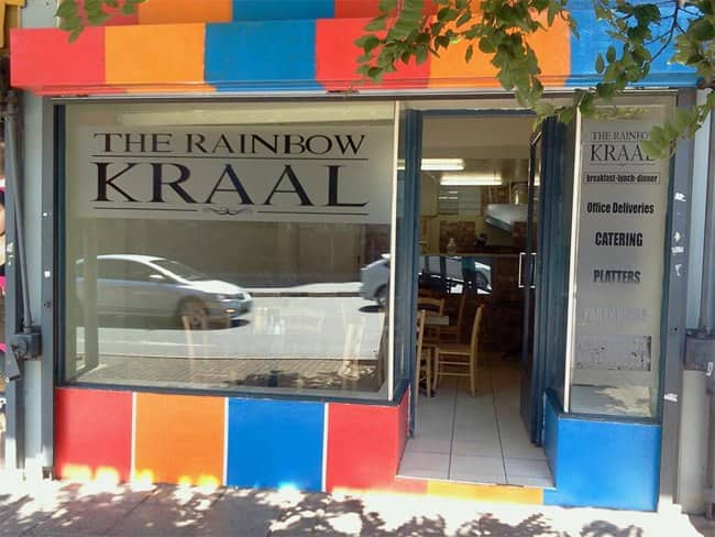 The rainbow kraal restaurant photos pictures of the for African cuisine braamfontein