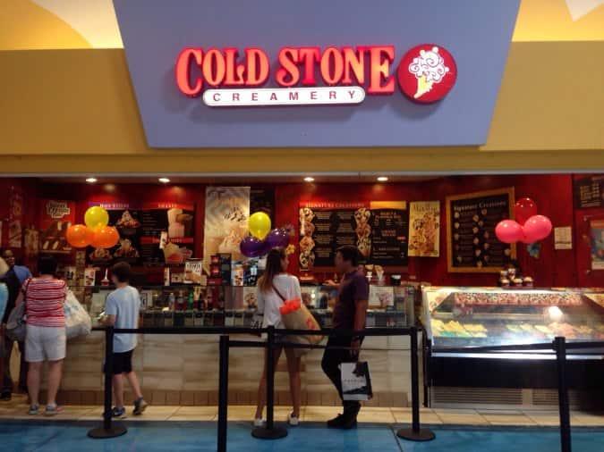 Cold Stone Creamery Concord Charlotte Urbanspoon Zomato