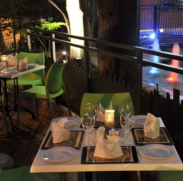 Address of the orchards restaurant protea hotel for African cuisine braamfontein