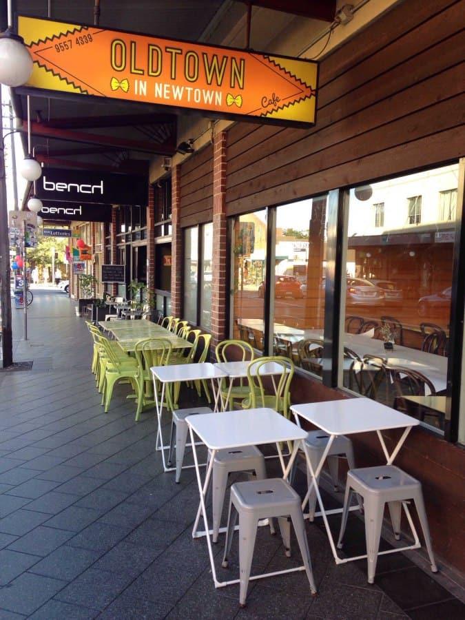 Cafe Chatswood West
