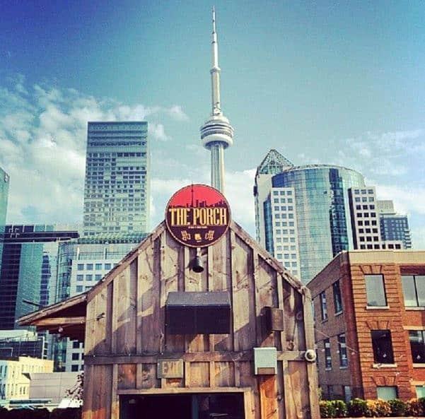 The Porch Toronto Food