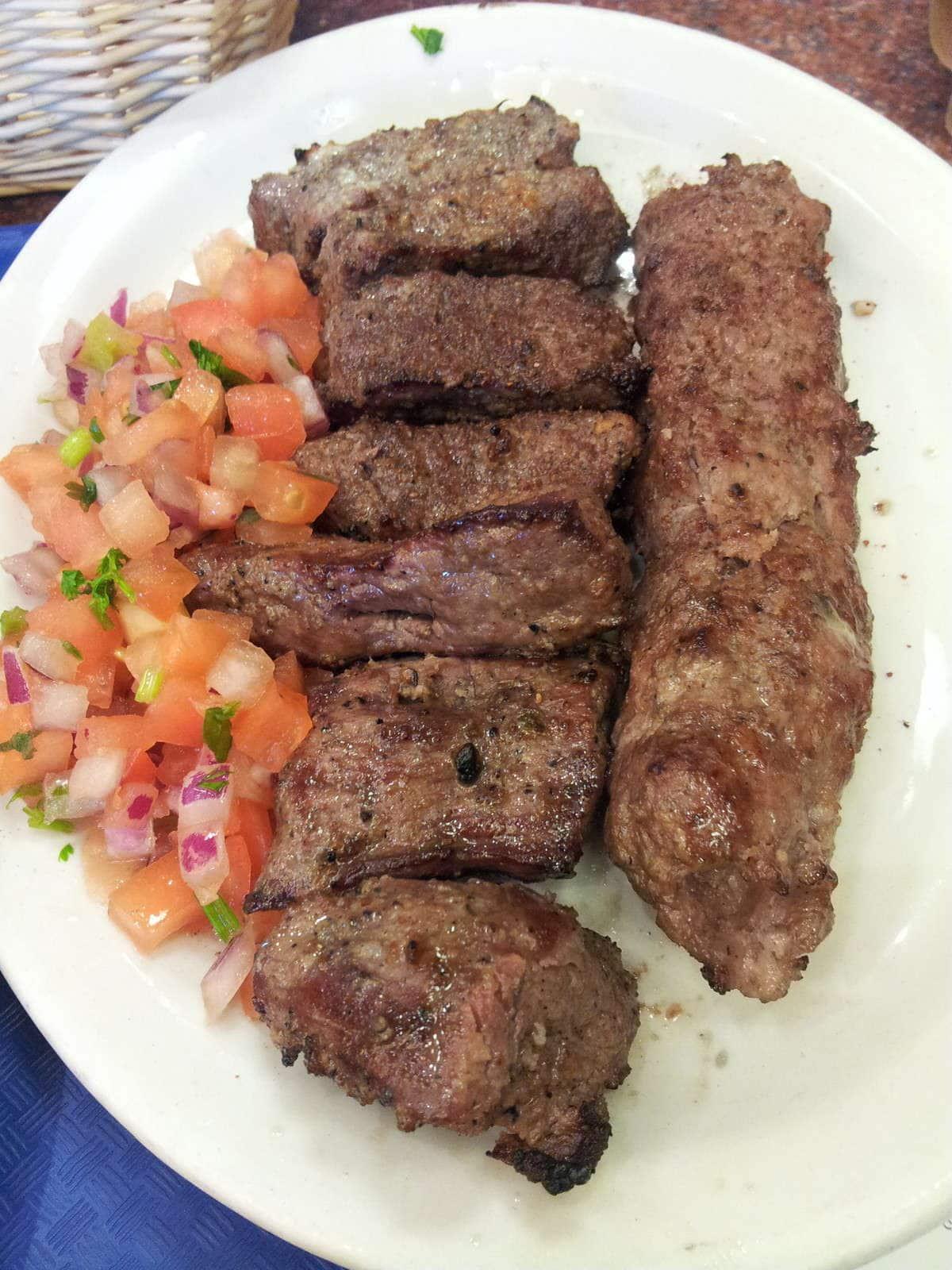 Food sisterhood 39 s photo for bamiyan kabob for Afghan kabob cuisine mississauga